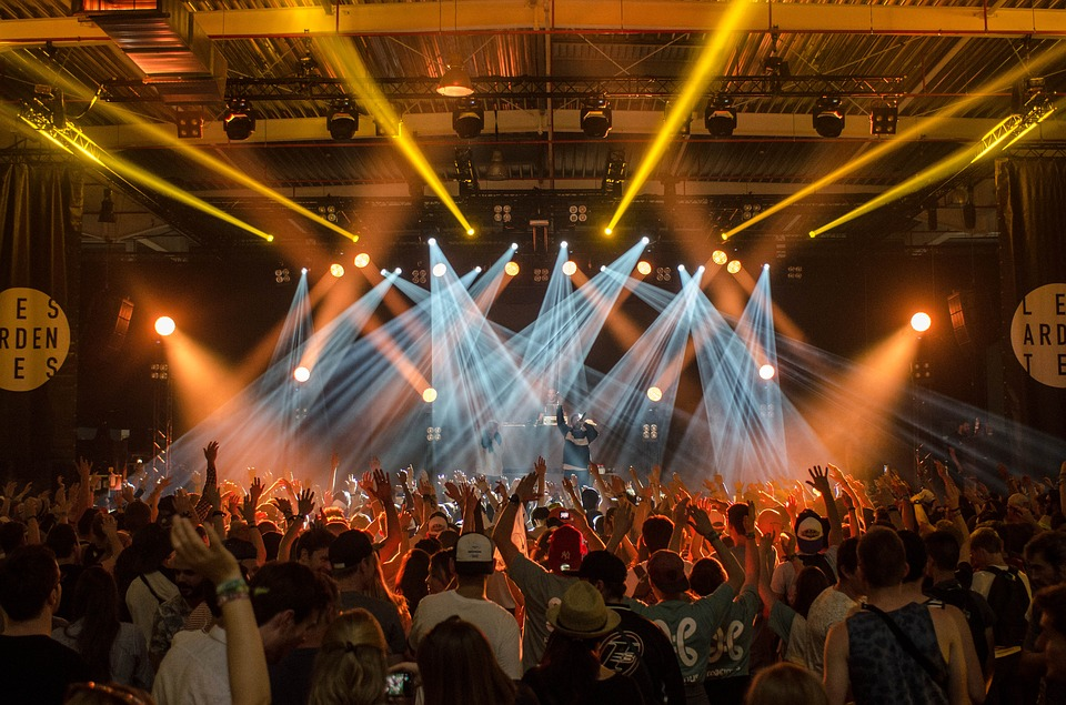 713 Music Hall: Ground Breaking Experience